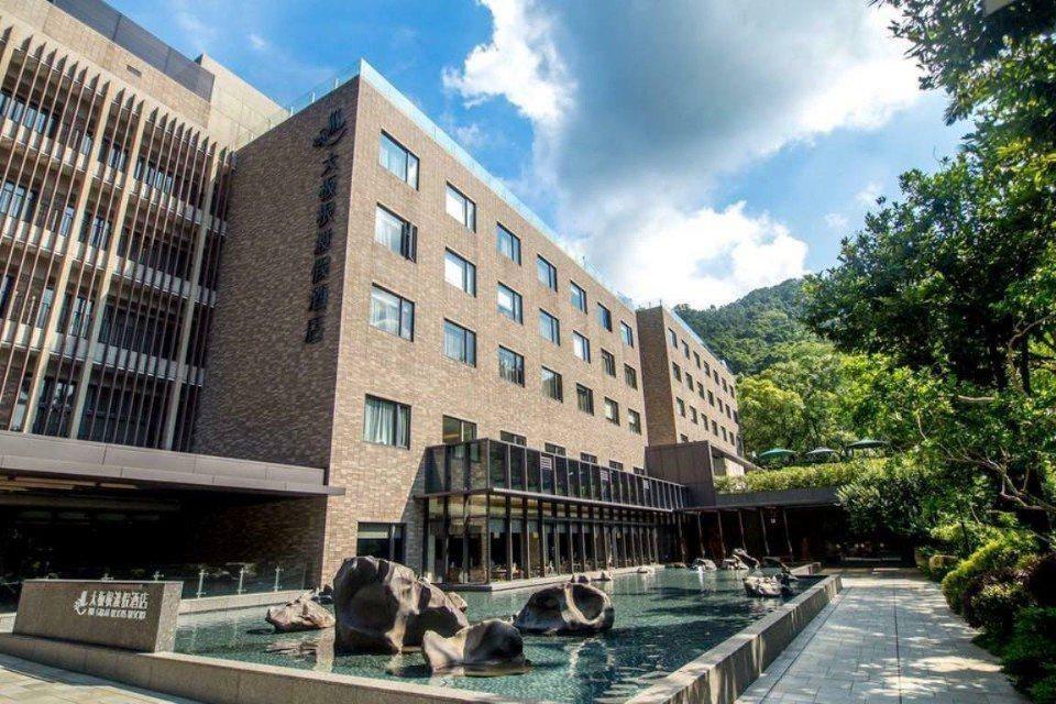 「大板根森林溫泉酒店」是座媲美國家級自然生態公園的渡假園區。(圖片提供/雄獅旅遊...