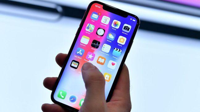iPhone X需求疲軟報導打壓蘋果及其供應商股價,科技股受累走低,美股三大股指...
