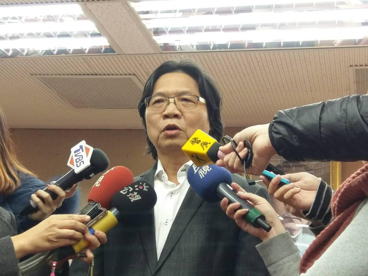 葉俊榮。記者徐偉真/攝影