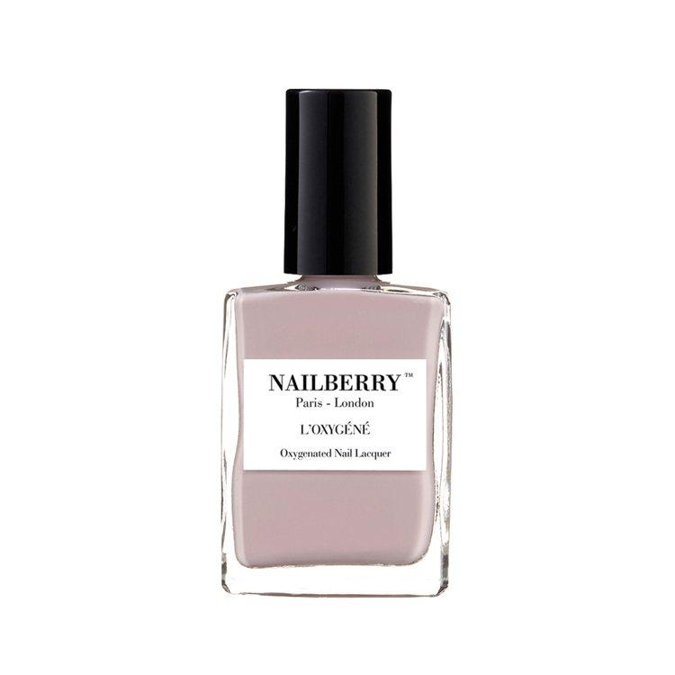 NAILBERRY透氧柔光絲絨系列「指尖迷路Mystere」,售價720元。圖/...