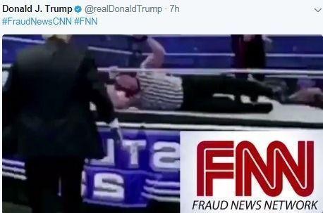 川普帶頭以「假新聞」一詞貶低媒體,威權政府群起仿效。川普推特