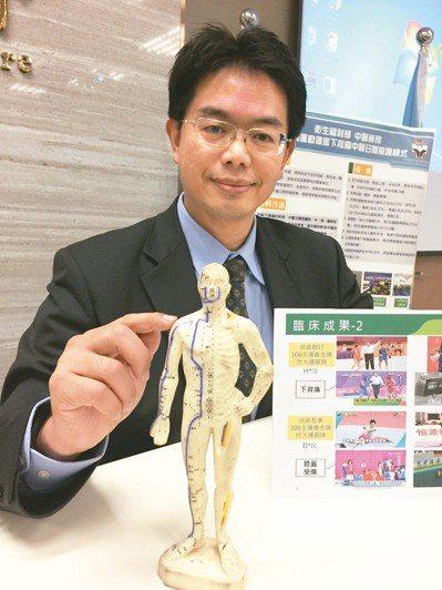 中國醫藥大學北港附設醫院中醫部主任何宗融指出,中醫及時介入,可提升急診照護品質。...