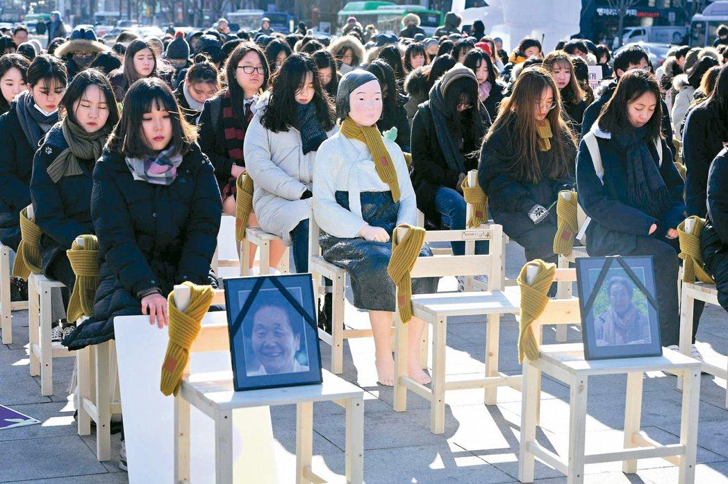 南韓若企圖改慰安婦協議 日政府「絕不接受」