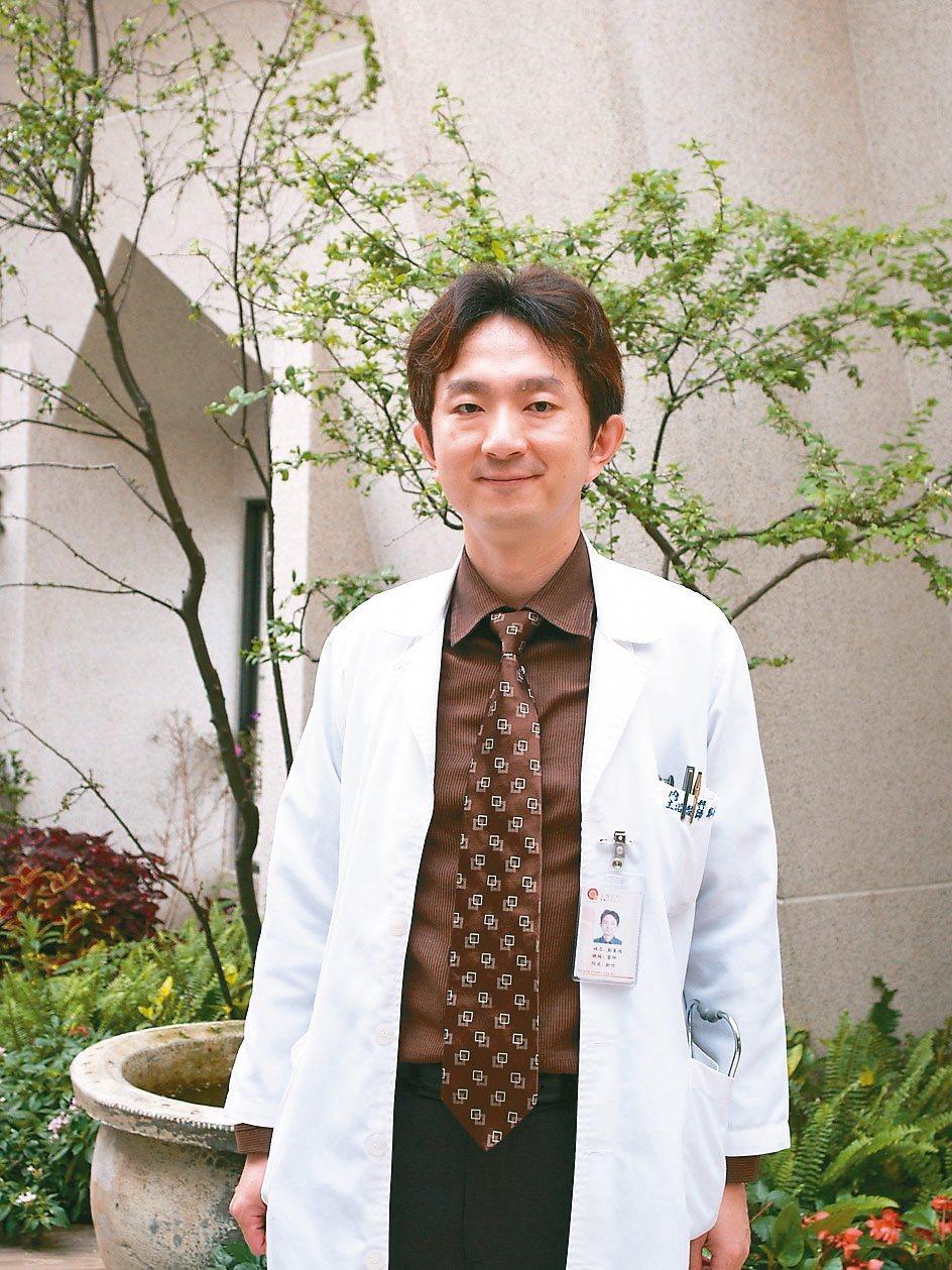 台灣基層透析協會理事長鄭集鴻醫師。 鄭集鴻/提供