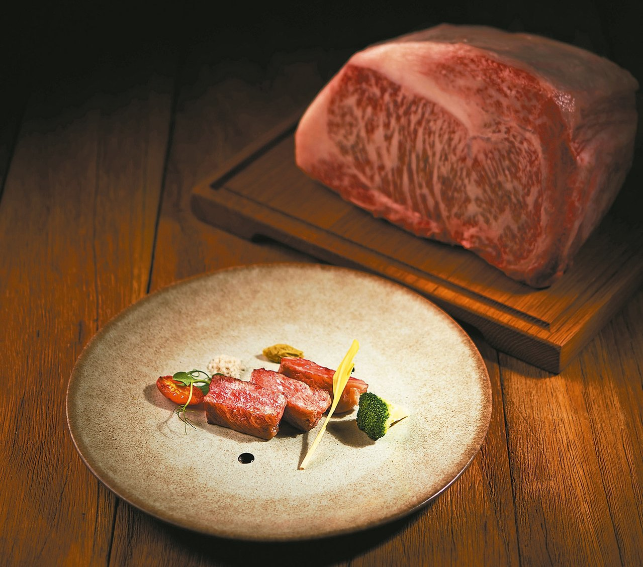 日本和牛。 圖/各業者提供