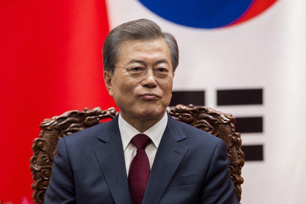 南韓媒體報導,南韓總統文在寅明確表示兩國政府間協議無法解決慰安婦問題的發言,可能...