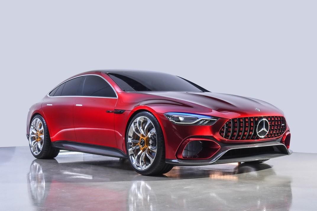 Mercedes-AMG將推出Hybrid GT 73全新動力 帶來兇狠的800匹馬力!