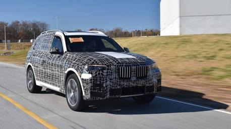 車身規配表竟然流出了!BMW將有456匹的 X7 xDrive50i?