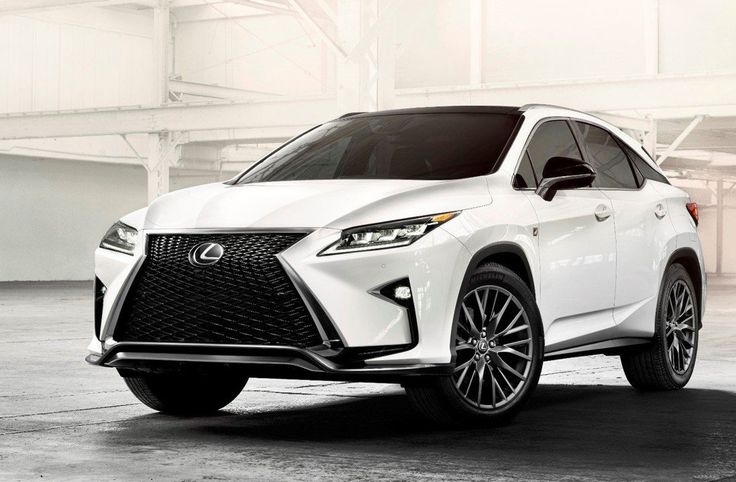Lexus旗下RX與NX車系SUV車款也在今年交出亮眼成績,RX更穩居豪華SUV...