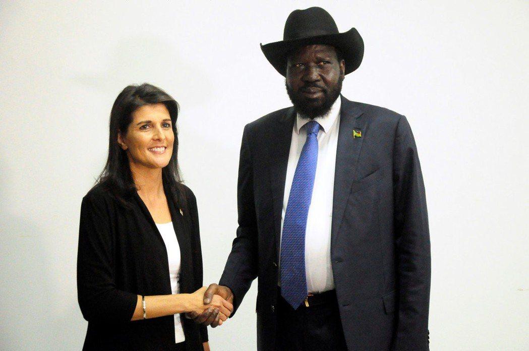 問題核心:真正重挫、阻礙人道救援行動的,是南蘇丹的失控貪腐,與高階菁英的貪婪。圖...