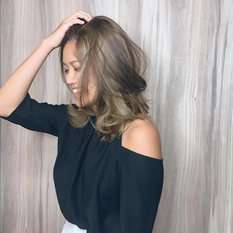 髮型創作/Daimei 岱眉。圖/HairMap美髮地圖提供