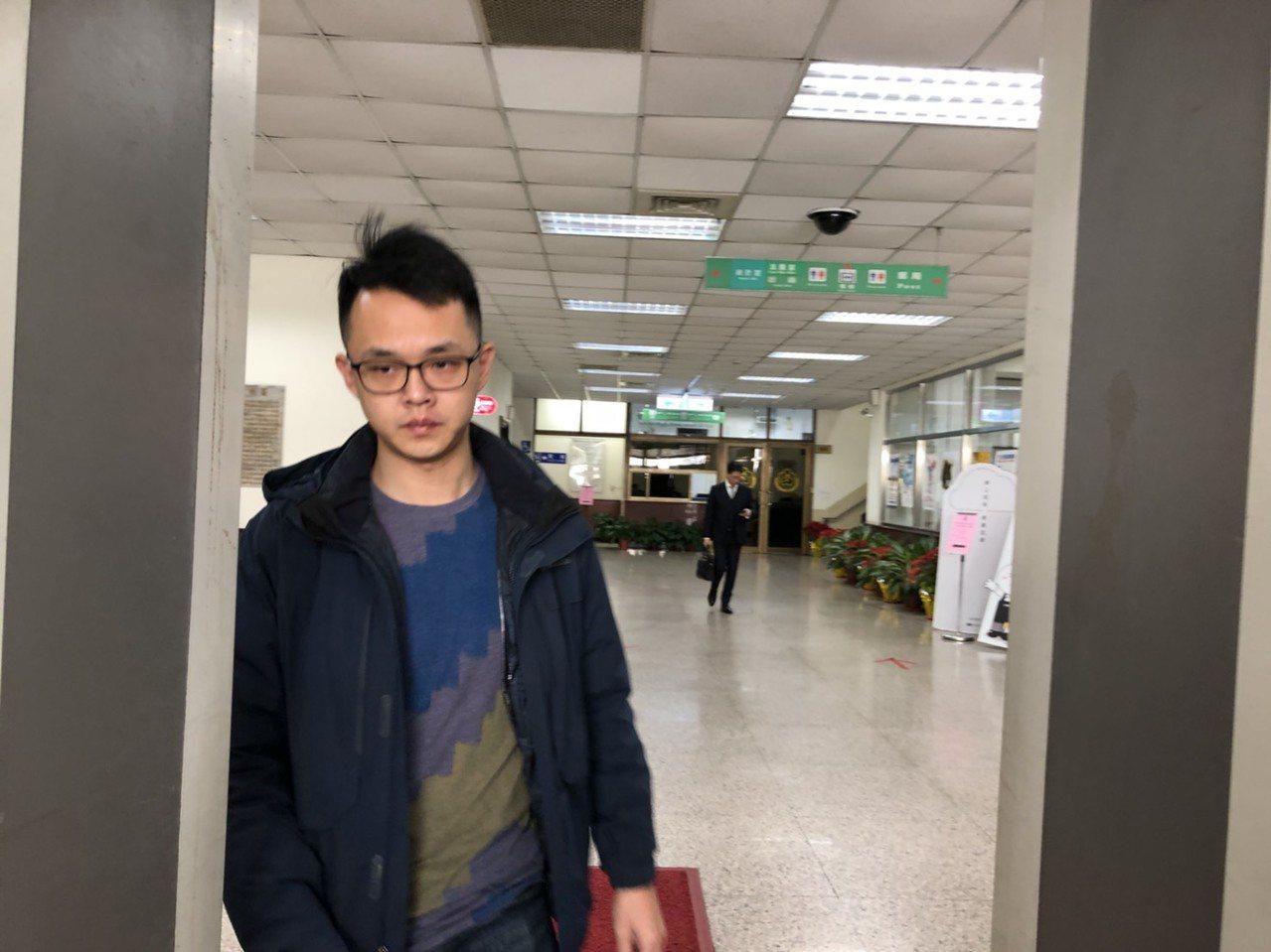 被告葉品成判刑十二年六月。記者林敬家/攝影