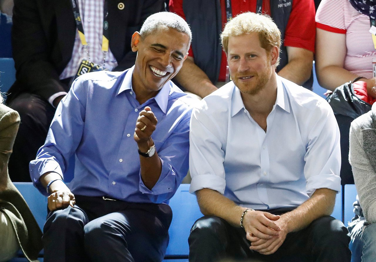 哈利王子與歐巴馬私交甚篤,是否邀歐巴馬與蜜雪兒而不邀川普夫婦參加明年5月的婚宴,...