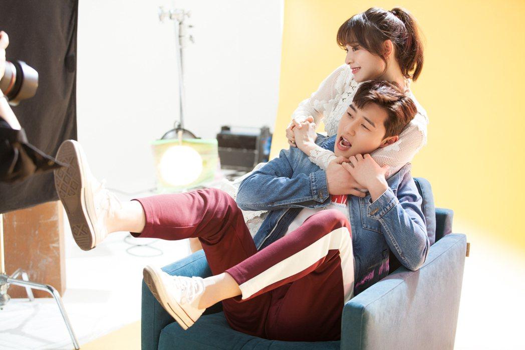 入選2017 K劇大賞的韓劇,劇情都充滿粉紅泡泡。圖/KKTV提供