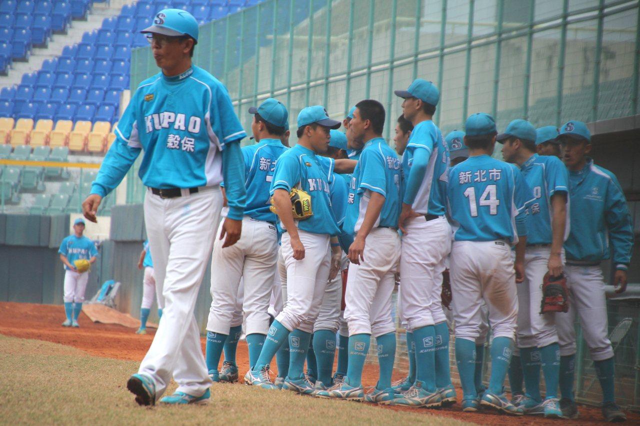 穀保家商在MAZDA盃台日高中棒球菁英對抗賽僅拿1勝,吞3敗。記者葉姵妤/攝影