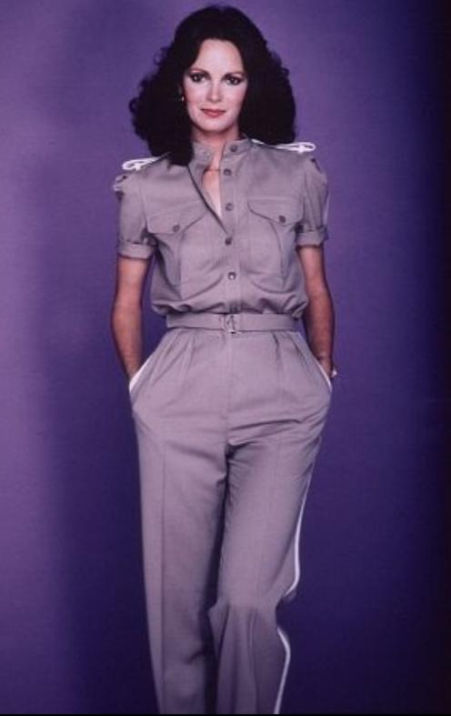 賈桂琳史密斯是唯一演完全部5季「霹靂嬌娃」女星。圖/摘自imdb