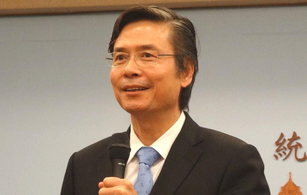 前國民黨秘書長金溥聰。 圖/聯合報系資料照片