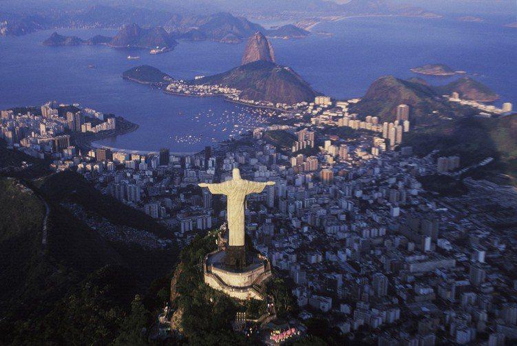 明年全球GDP仍將維持成長,包括巴西在內的新興市場則高速增長。 圖/ingima...