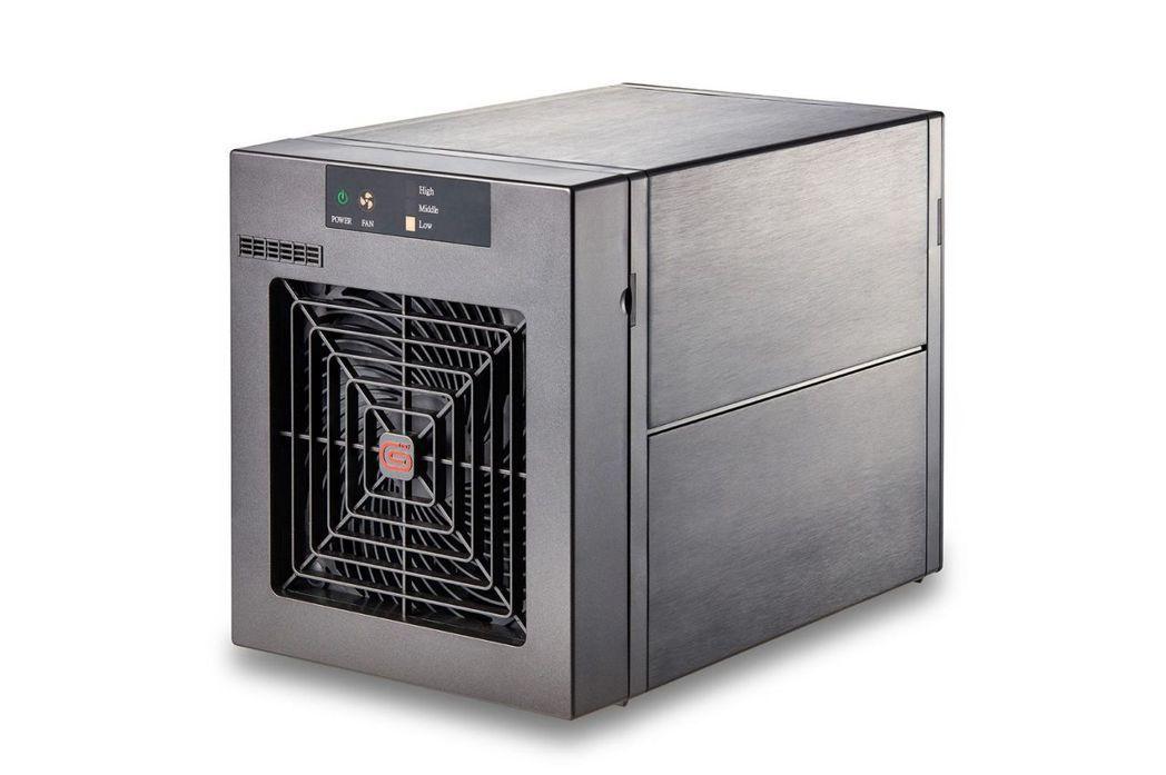 格瑞生醫「SHEN淨化恆壓電融式空氣清淨機」超靜音、低耗能加上無耗材設計,對環境...