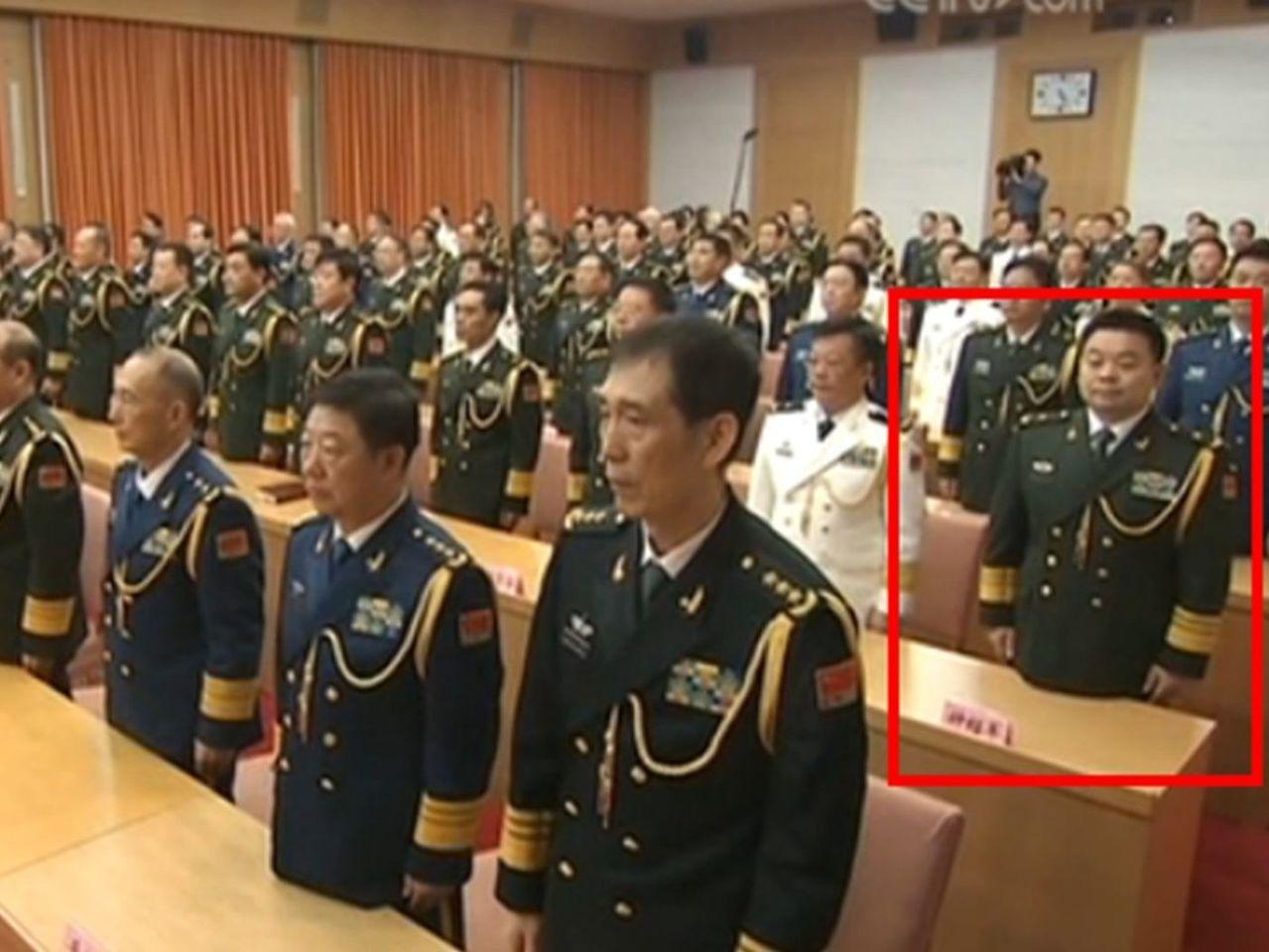 中國全國人大常委會27日公布一份解放軍選舉委員會主任、副主任、委員名單,據報導,...