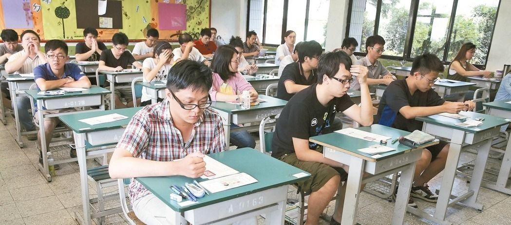 大考中心今天表示,108學年度高中英語聽力測驗第2次考試約5.1萬人報考,考試通...