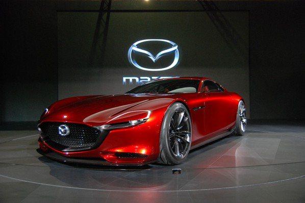 2018 台北車展 ⎯ Mazda3 售價不變還增 MRCC!概念車 RX-Vision展現魂動之美