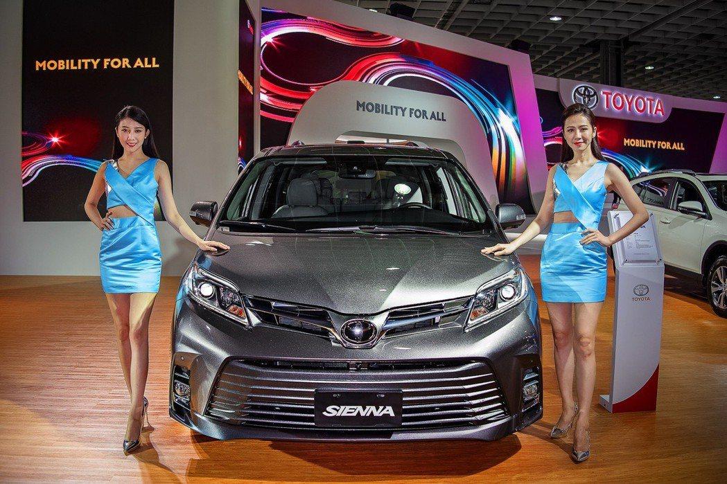 Sienna LE車款直接喊出199萬預接單價,與目前售價有將近25萬折讓相當吸...