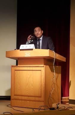 北京律盟中國專利代理人林斯凱 (攝影:李淑蓮)