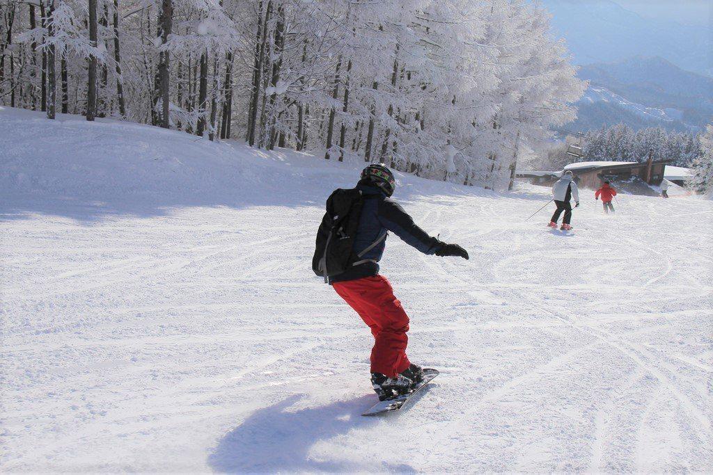 ▲輕井澤滑雪。(圖/攝影者:Yoichiro Uno, Flickr CC Li...