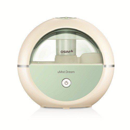 OSIM uMist Dream潤肌保濕精靈,僅需2,280元就能有效提昇室內濕...
