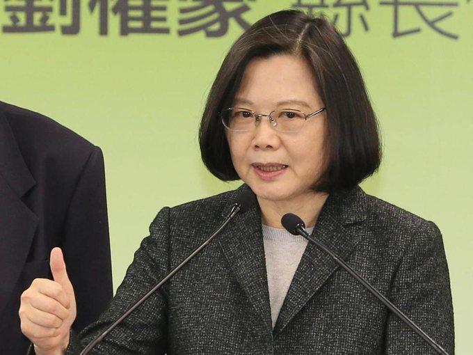 主席蔡英文幫民進黨黨工加薪 鍾沛君:總統蔡英文呢?