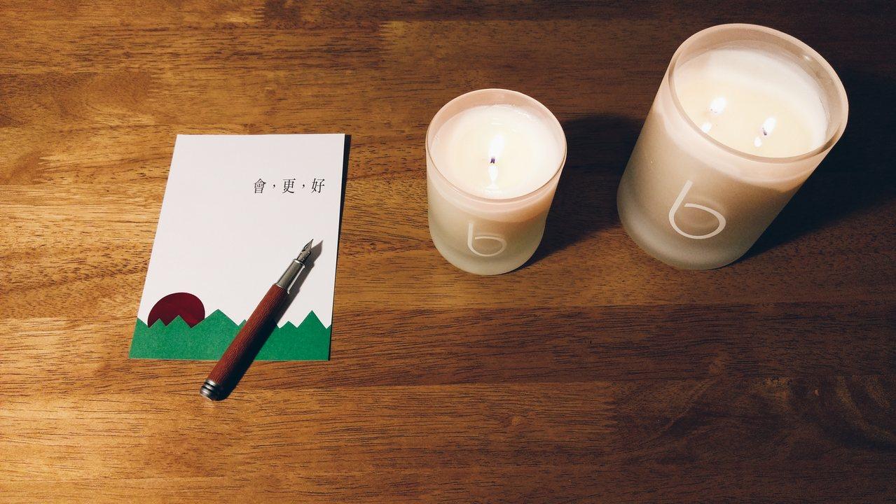 想要安靜的迎接2018。記者江佩君/攝影