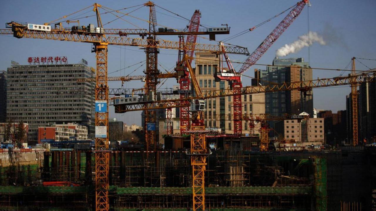 中國社科院財經戰略研究院預估明年中國經濟增長6.7%。(路透社)