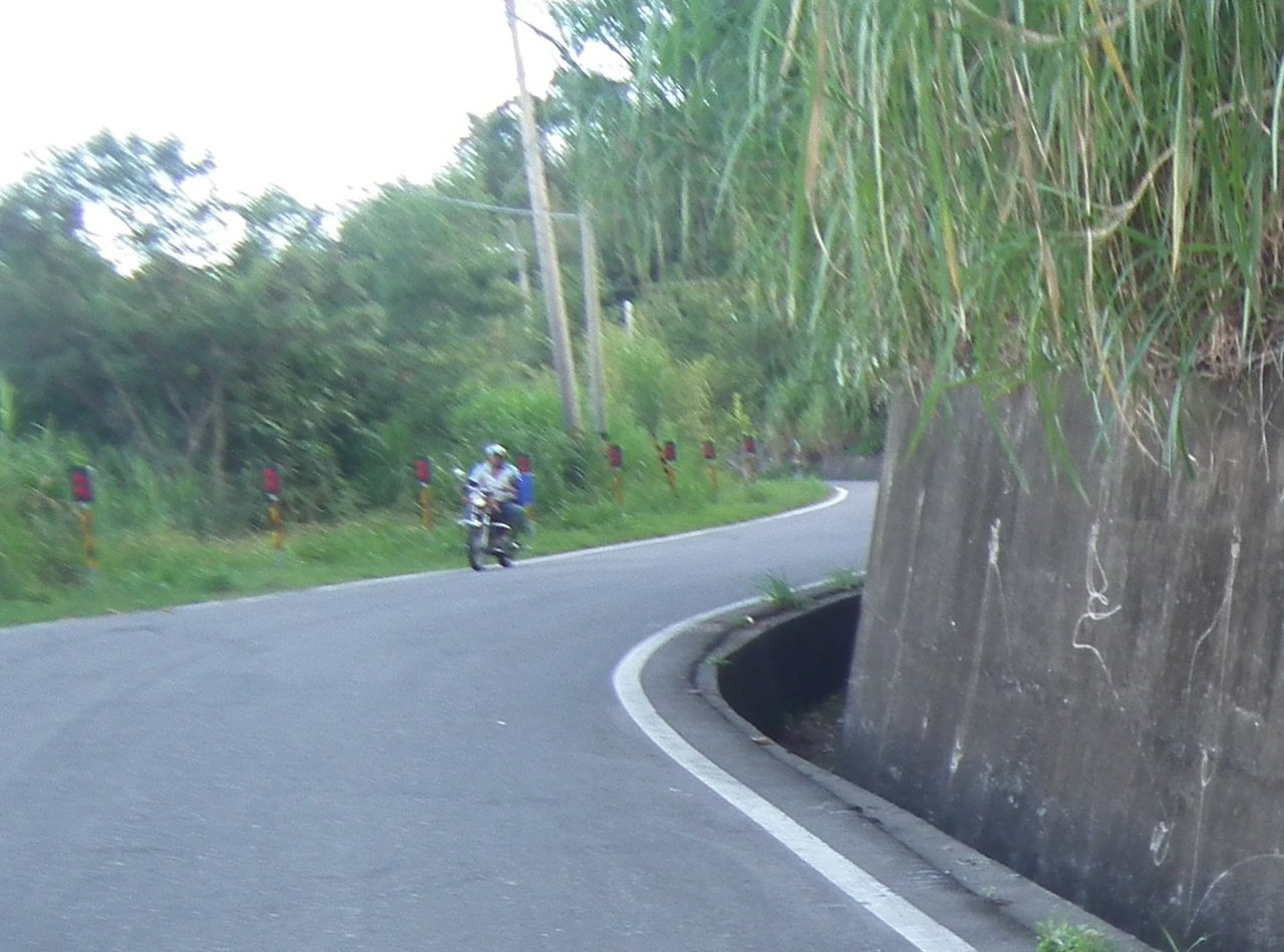 台東縣地理環境特殊,大多偏遠鄉鎮部落位處山區,居民認為燃油車馬力大,比較適合山路...