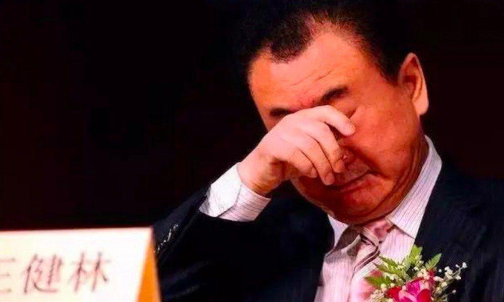 中美貿易戰戰情膠著,兩地富豪錢景各異,中國前首富、萬達集團董事長王健林的財產縮水...