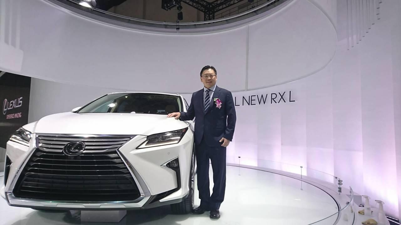 和泰車總經理蘇純興對於明年車市看法更為樂觀。
