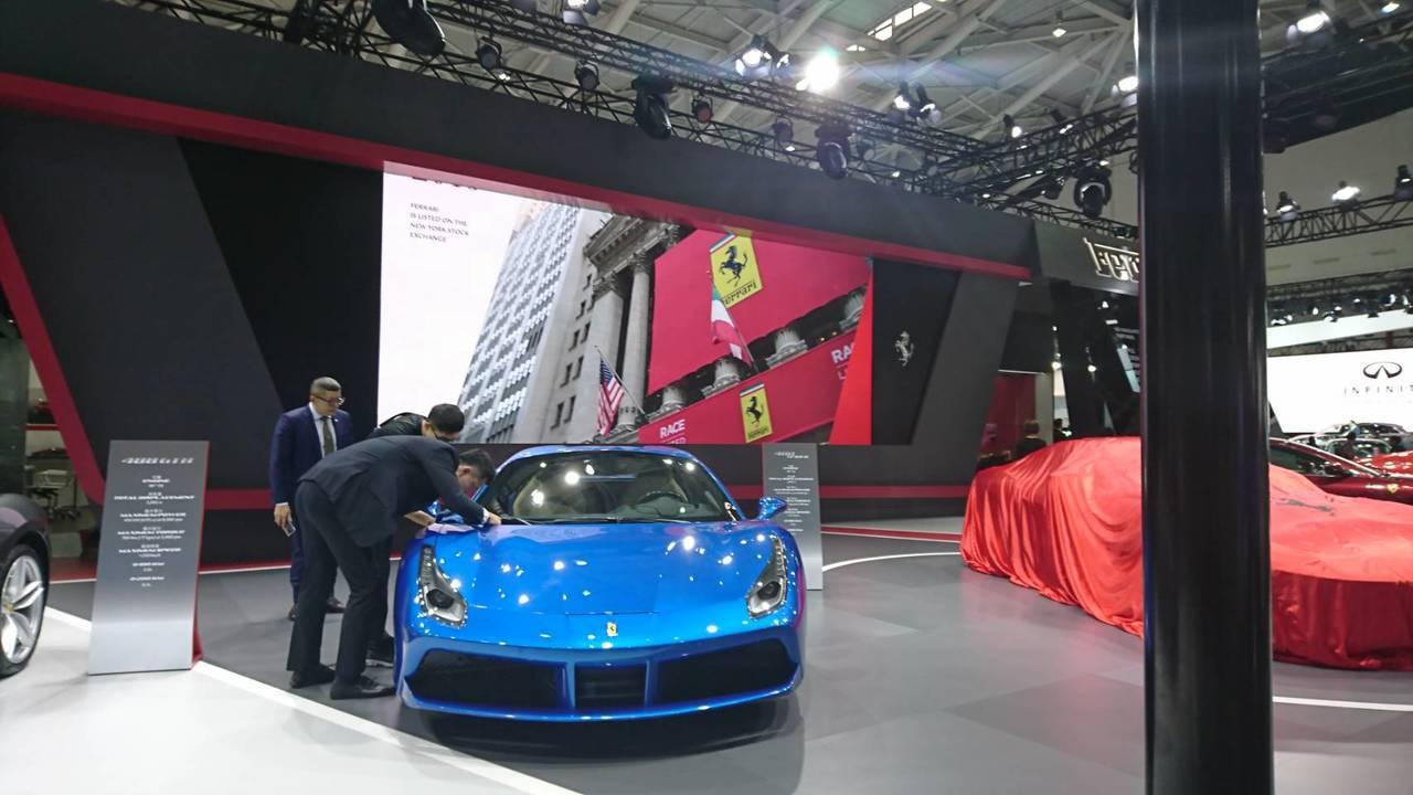 2018世界新車大展於今(29日)在南港展覽館盛大展開。