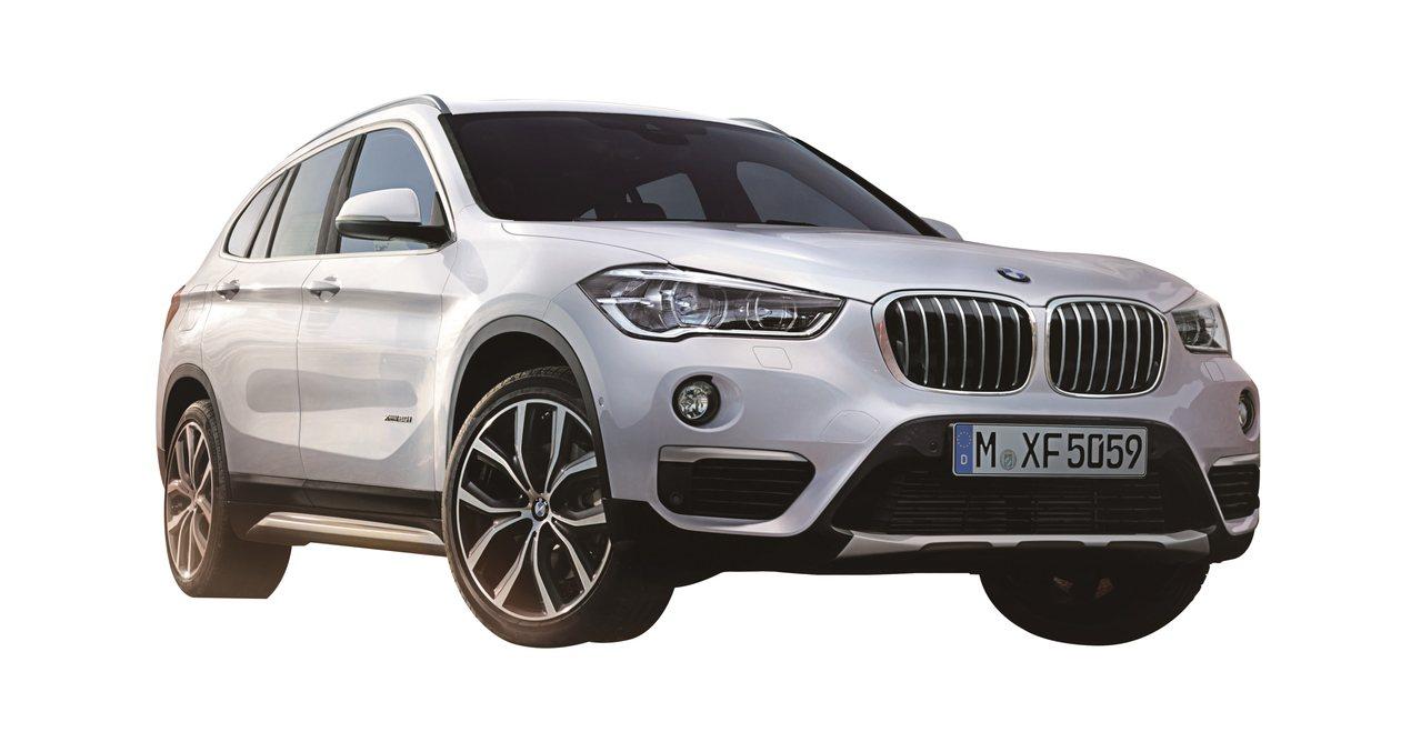 扣20點抽價值180萬的BMW汽車一台。圖/新光三越提供