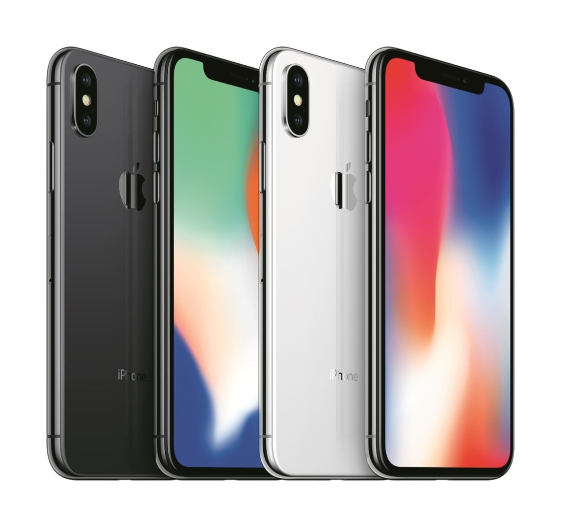 扣20點抽iPhoneX 64G,每周抽10支共40支。圖/新光三越提供