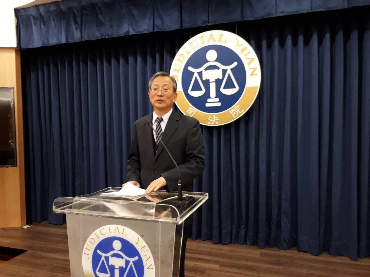 公務員具勞工身分者 訟爭由普通法院審理。記者蘇位榮/攝影