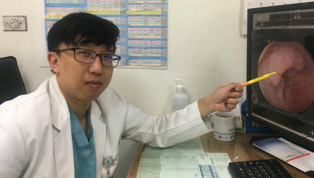 南投醫院廖師賢醫師說,放屁味道突然變得很臭,要注意是否出現腸道的疾病。圖/南投醫...