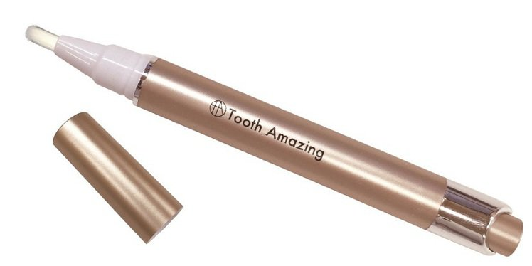 Tooth Amazing牙齒淨白筆。圖/台隆手創館提供