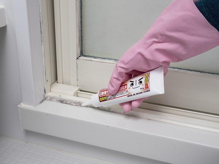激落除黴清潔劑。圖/台隆手創館提供