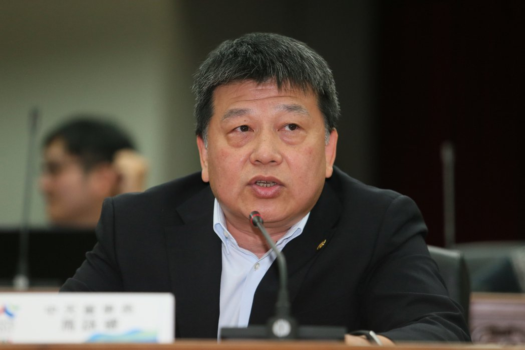 中天董事長馬詠睿。圖/聯合報系資料照