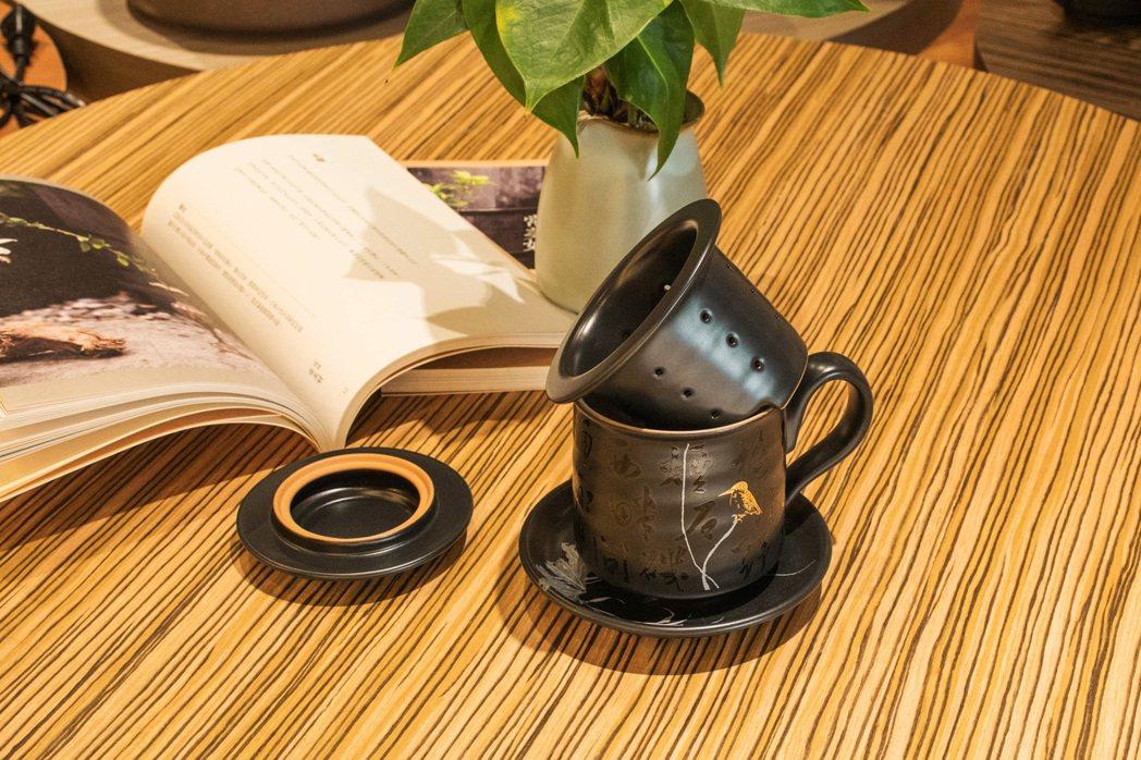 台灣陶藝品牌陶作坊的同心杯系列產品。陶作坊/提供