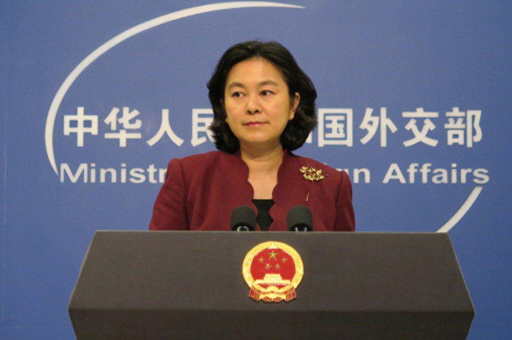 大陸外交部發言人華春瑩廿九日說,中方始終全面嚴格執行制裁北韓的決議,相關報導不屬...