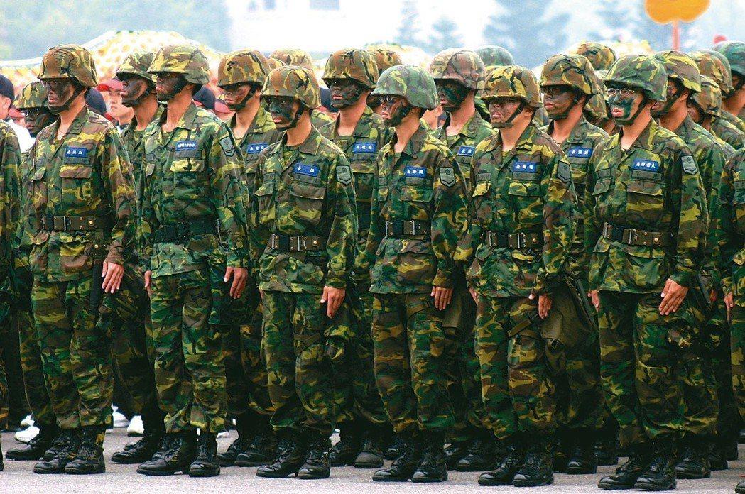 軍紀案件一直是近年軍事新聞中的重要項目之一。 圖/聯合報系資料照片