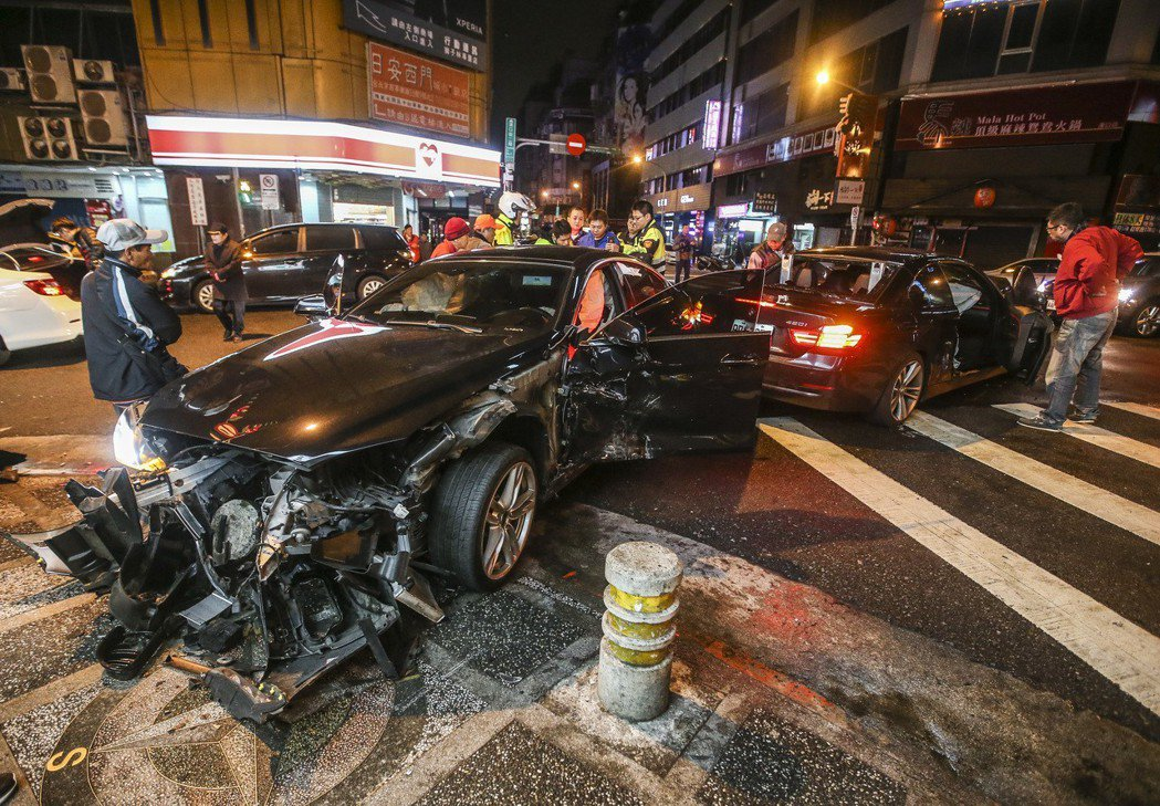 酒駕車禍經常造成死傷。 圖/聯合報系資料照片