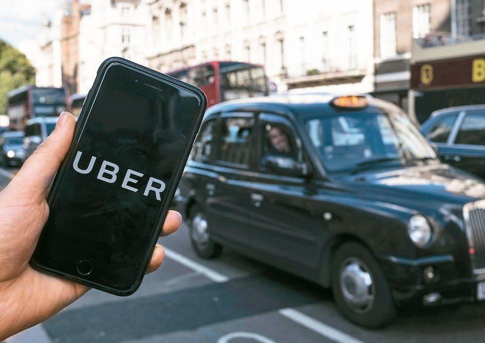 Uber同意軟銀入股,傳以折價近三成出售15%股權 。 歐新社