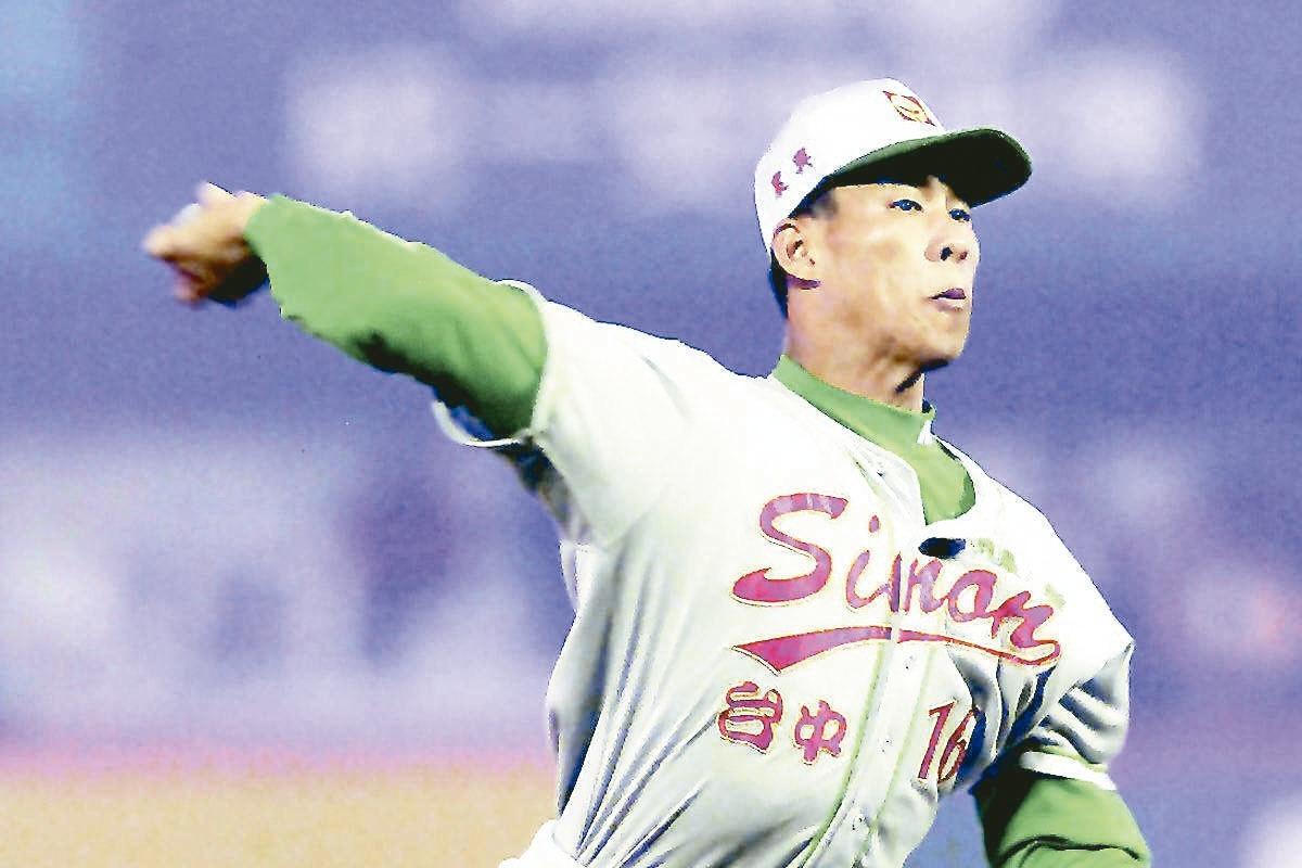 陳文賓當投手拿過3勝,重新當打者後又拿過全壘打王,在中職已是非常少見的特例。 聯...